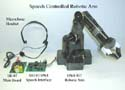 SCRA-01 SPEECH CONTROLLED ROBOTIC ARM KIT