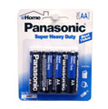 PANAA4 PANASONIC 4 PACK AA HEAVY DUTY BATTERIES