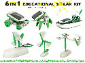 OWI-MSK610 6 in1 Educational Solar Kit