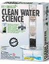 TOYSMITH TS-4572 CLEAN WATER SCIENCE KIT