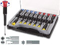 VELLEMAN VTSET16 - 15 PCS SCREWDRIVER SET