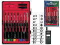 VELLEMAN VTSET8 - 11-PC UNIVERSAL CELLULAR PHONE DE LUXE TOOL KIT