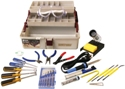 ELENCO TK-2000 Deluxe 25pc Electronic Technician Tool Kit