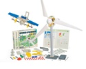 Thames & Kosmos 555002 CLASSPACK of 3 Wind Power 2.0 Kits