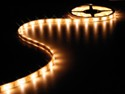 VELLEMAN CHLS11WW FLEXIBLE IP68 WATERPROOF LED STRIP - WARM WHITE - 150 LEDs - 16 Ft - 12Vdc