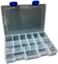Parts Box with 3 � 17 Adjustable Compartments C-950