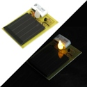 CK-6988 SOLAR POWERED FLICKERING CANDLE KIT