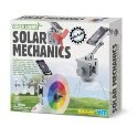 Toysmith 4629 Green Science Kit - 6 in 1 Solar Mechanics