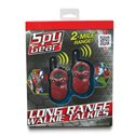 TS-70437 Spy Gear Long Range Walkie Talkies
