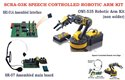 SCRA-03K Speech Controlled OWI-535 Robotic Arm and Interface