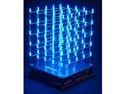 Velleman K8018B 3D PROGRAMMABLE 125 BLUE LED CUBE KIT