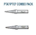 PTA7/PTO7 COMBO PACK Weller Soldering Tip PTA7 and PTO7
