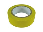 VELLEMAN DTEI1Y PVC INSULATION TAPE - YELLOW