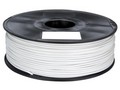 "VELLEMAN ABS175W1 1.75 mm (1/16"") ABS FILAMENT - WHITE - 1 kg / 2.2 lb FOR 3D PRINTER"